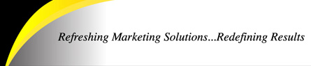 LTE: Refreshing Marketing Solutions... Redefining Results